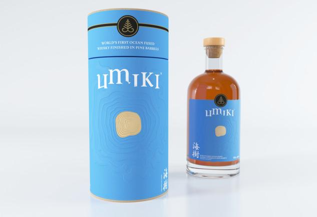 Umiki: Doğaya Saygılı Viski Markasının Tasarım Hikayesi