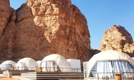 Zeina Desert Lodge