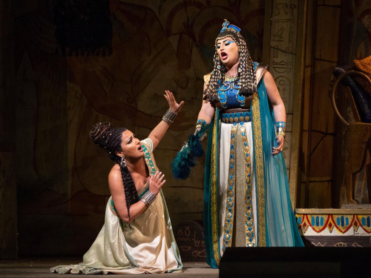 The Metropolitan Opera - Aida
