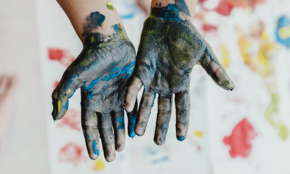 Çocuklarınızla yaratıcı aktiviteler yapın.