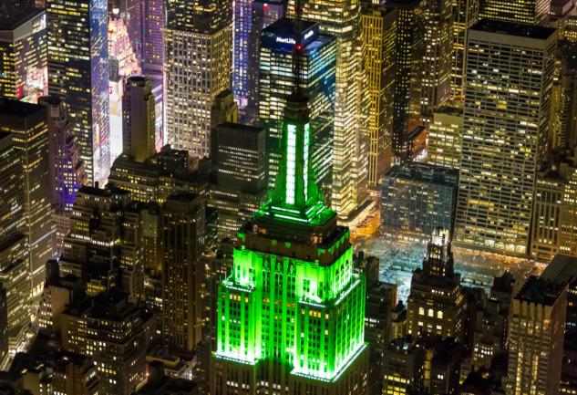 Dünyadaki St. Patrick's Day Kutlamaları: Bugün Her Yer Yeşil