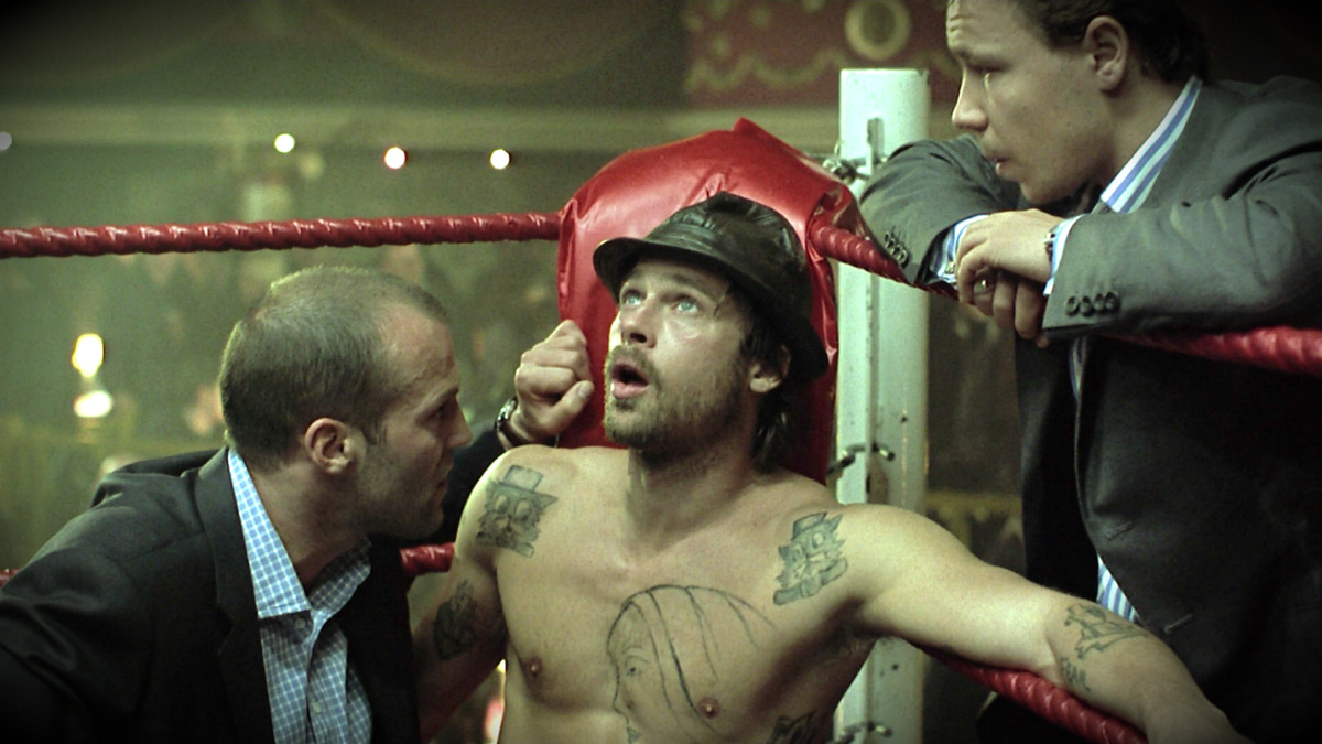 guy ritchie - snatch