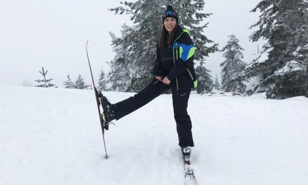 Kayak Yapmanın  Mutluluğu