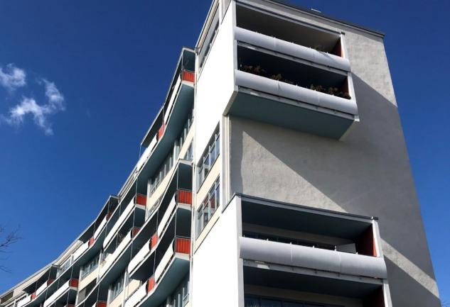 Hansaviertel'de Modern Mimari Yürüyüşü: Farklı Bir Berlin
