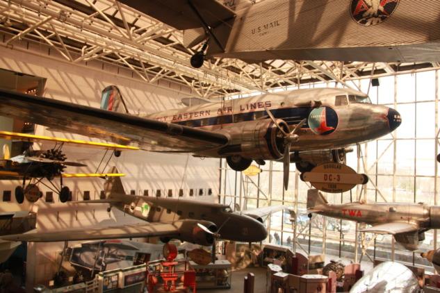 Smithsonian Ulusal Hava ve Uzay Müzesi