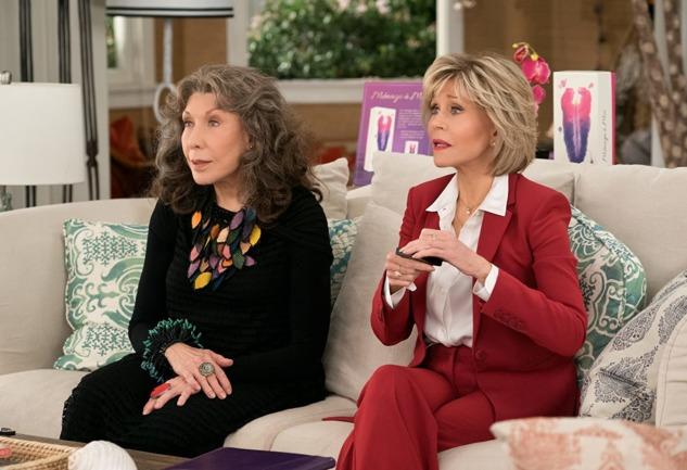 Grace and Frankie: Netflix'in Gizli Kalmış Cevheri