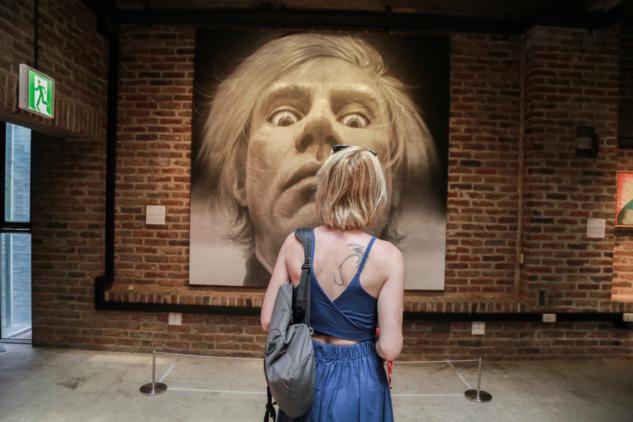 Andy Warhol Portresi