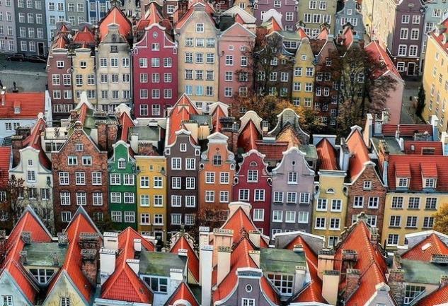 Gdansk: Polonya'nın Tarihi Liman Kenti