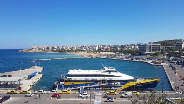 Rafina Limanı