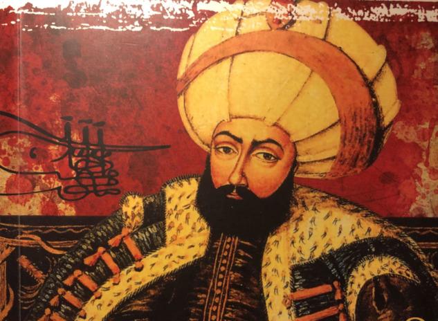 Sultan'ı Öldürmek, Kitap Kapağı