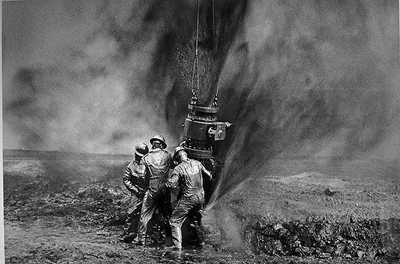İşçiler, Sebastiao Salgado