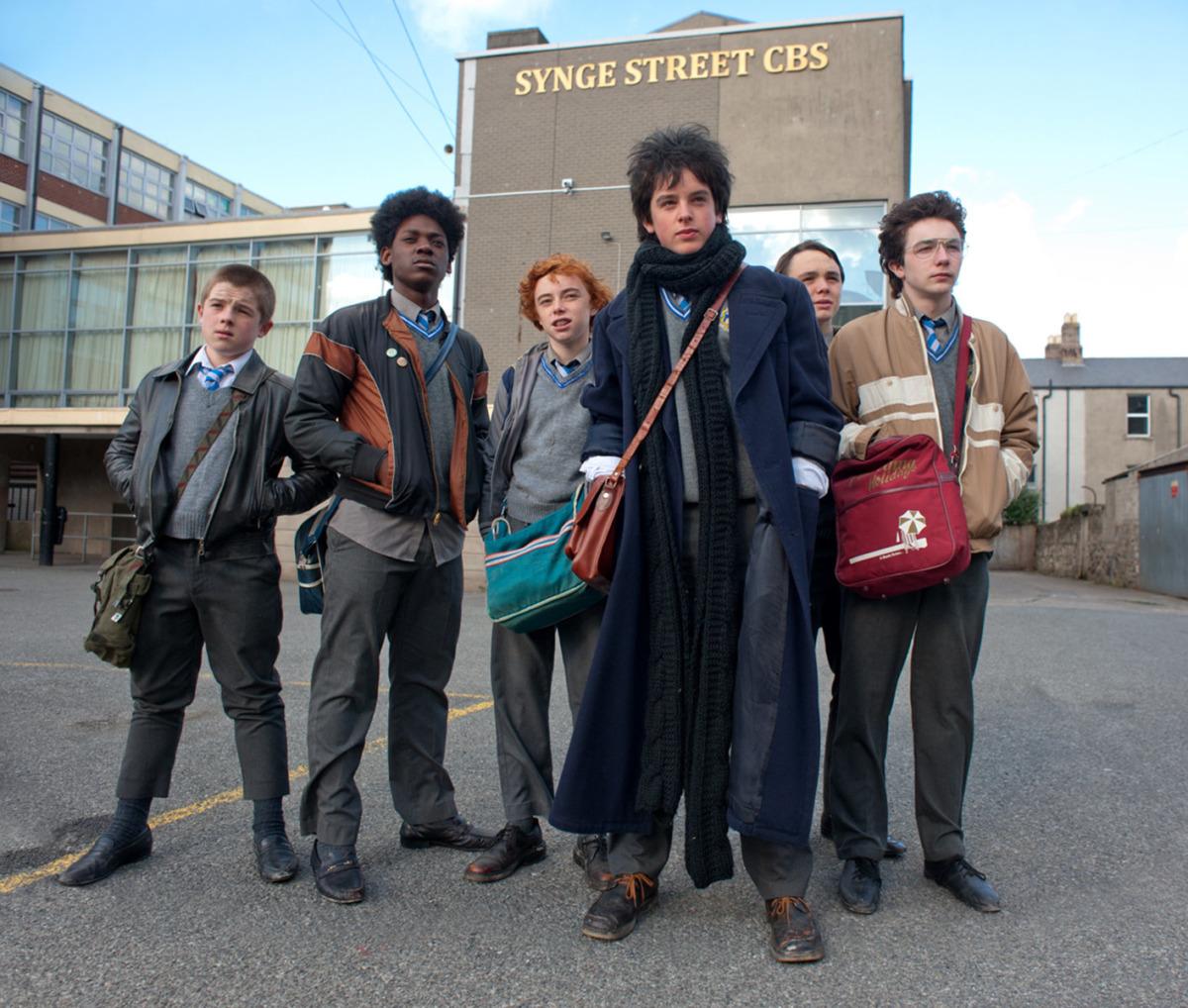 irlanda'da çekilen filmler - sing street