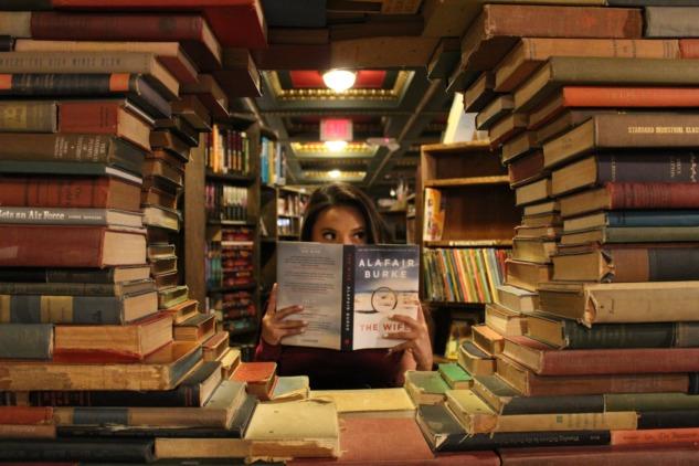 Kitaplığınızı organize edin.