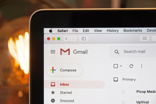 E-mail listenizi düzenleyin.