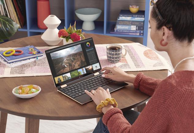 HP Spectre x360: Bırakın O Size Ayak Uydursun