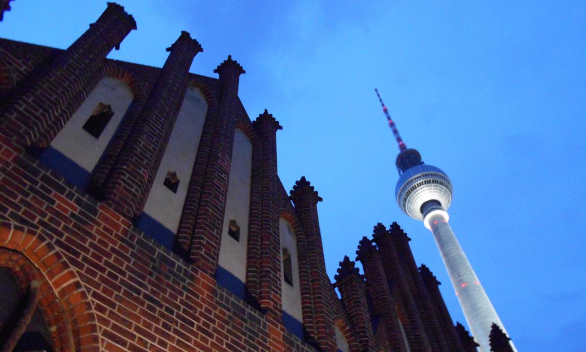 Berlin St. Marienkirche