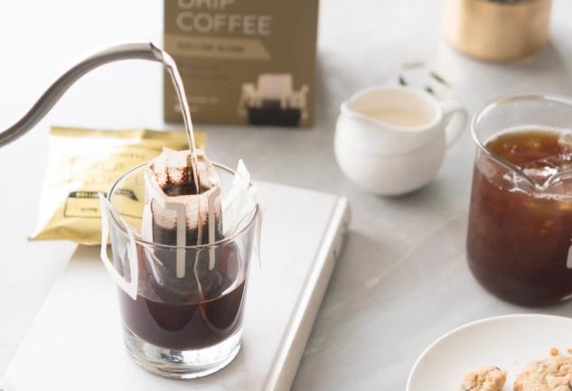 Drip Bag Kahveler: Filtre Kahvenin En Pratik Halleri