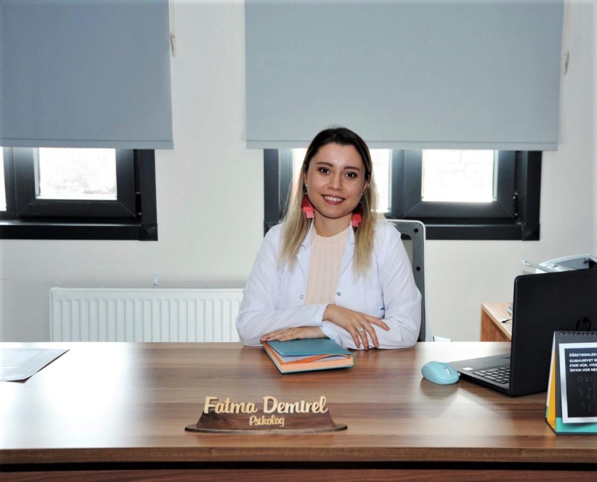 Psikolog Fatma Yıldız