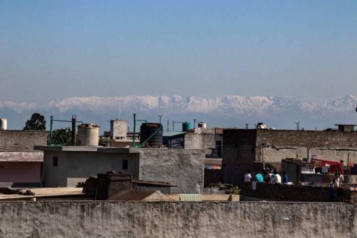 Himalayalar Yeniden Görülebiliyor