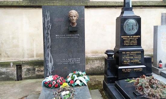 Milada'nın Mezarı
