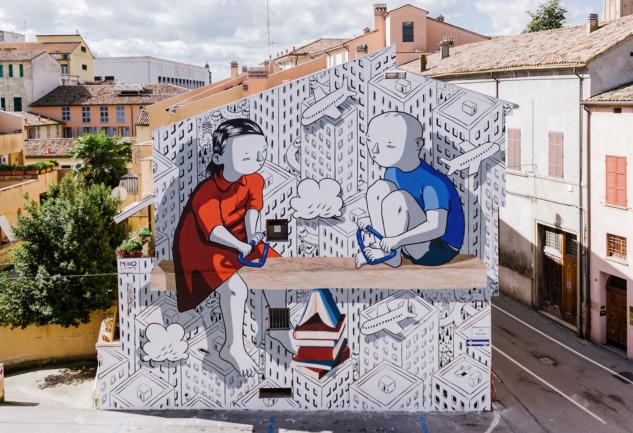 Millo: İtalyan Mural Ustasını Yakından Tanımak