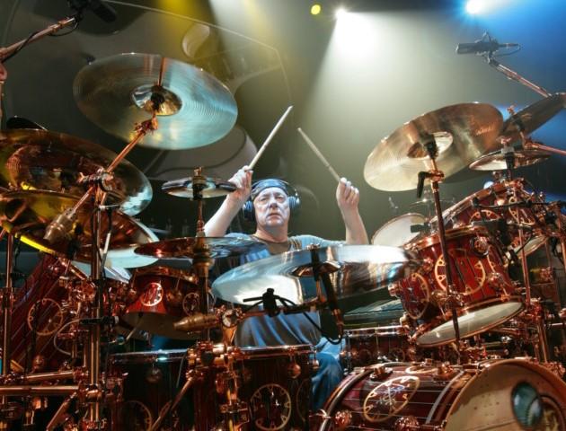 Neil Peart Cleveland Konseri (2011)