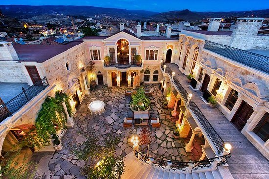 Sacred House: Kapadokya'nın Kendine Özgü Oteli