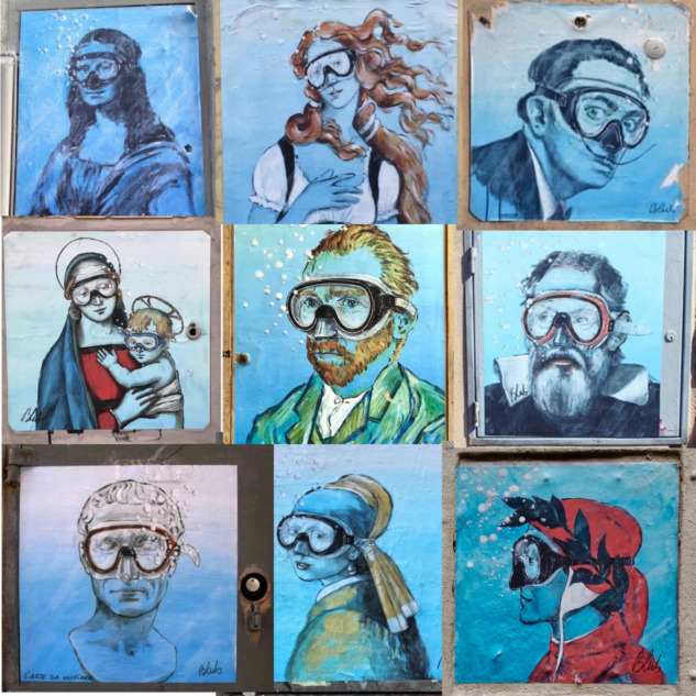 Sanat Yüzmeyi Bilir (L'Arte Sa Nuotare)