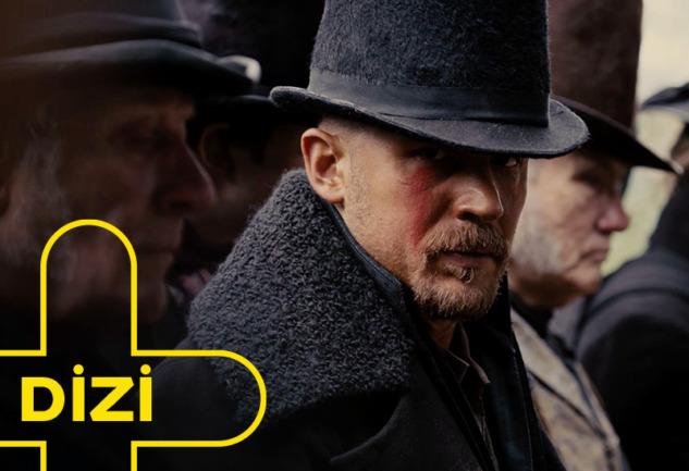 Taboo TV+'ta: Tom Hardy ile Tarihin Tehlikeli Sularında