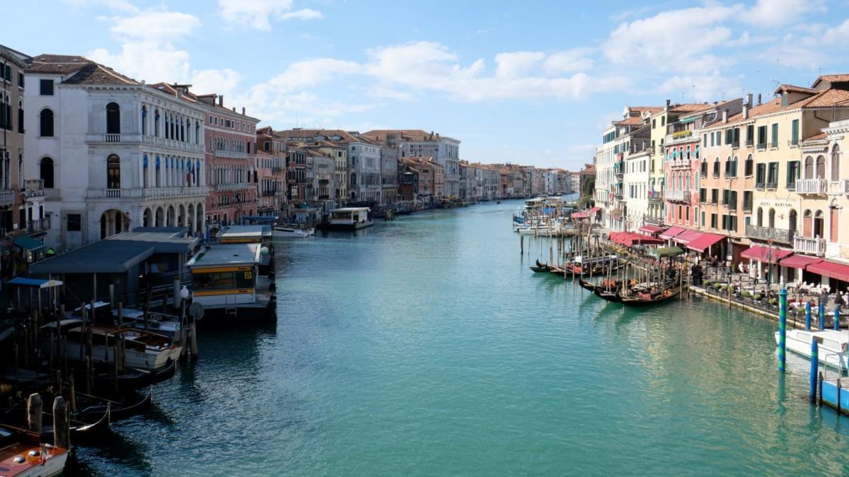 Venedik'te Yeniden Berrak Sular