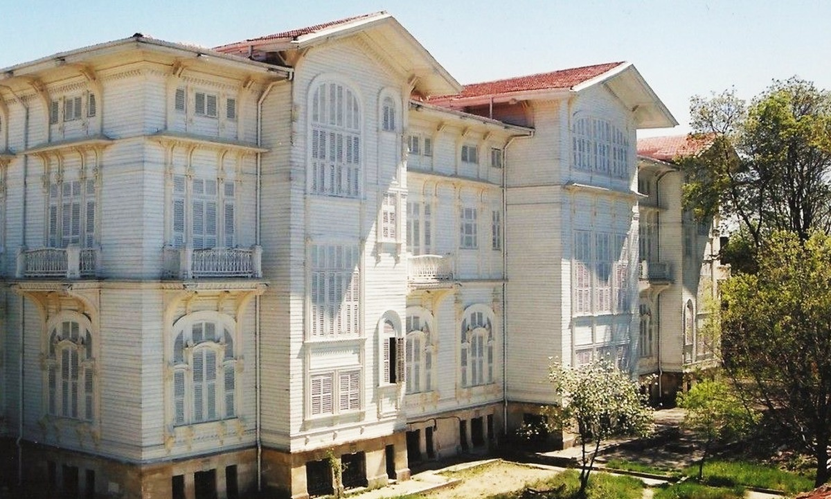 Ahmet Ratip Paşa Köşkü