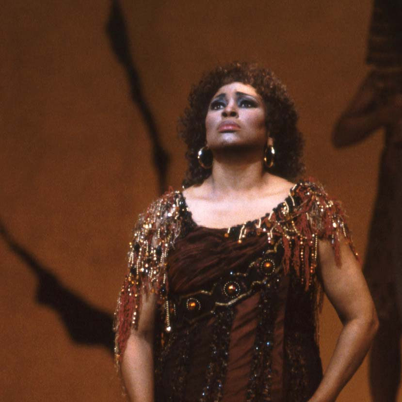 The Metropolitan Opera - Aida (1985)