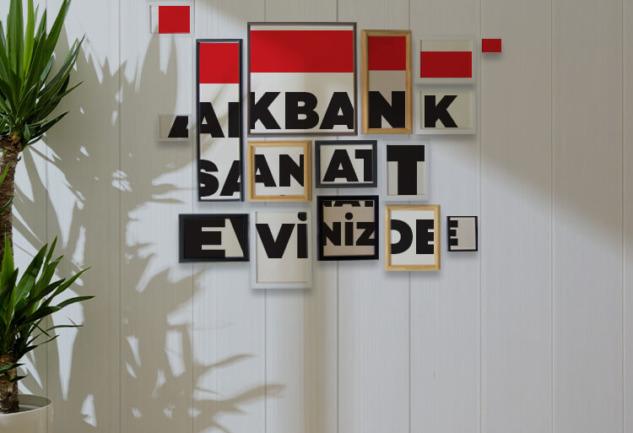 Akbank Sanat Evimizde: Evde Kalın, Sanatsız Kalmayın