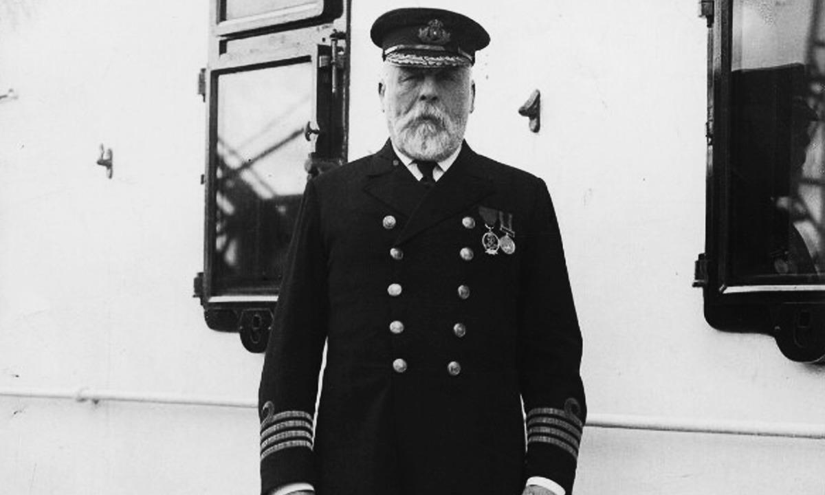 Titanic kaptanı Edward John Smith