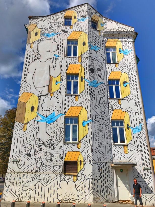 Freedom, Vilnius
