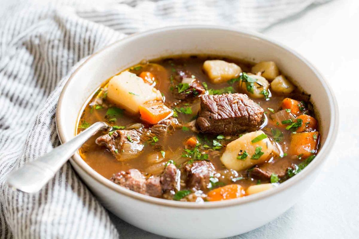 irlanda mutfağı - irish stew