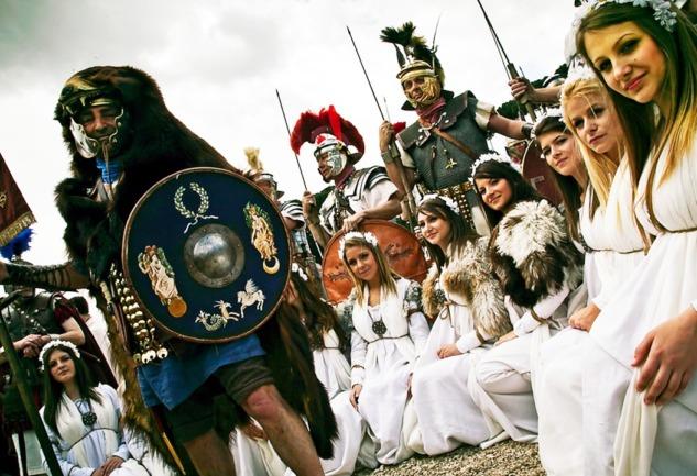 Roma'nın Doğum Yılı Kapıda: İmparatorluğun Kuruluş Tarihi