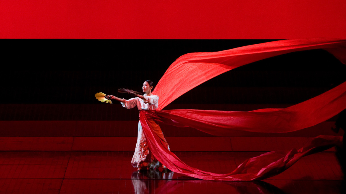 The Metropolitan Opera - Madam Butterfly