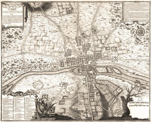 1180'de Paris
