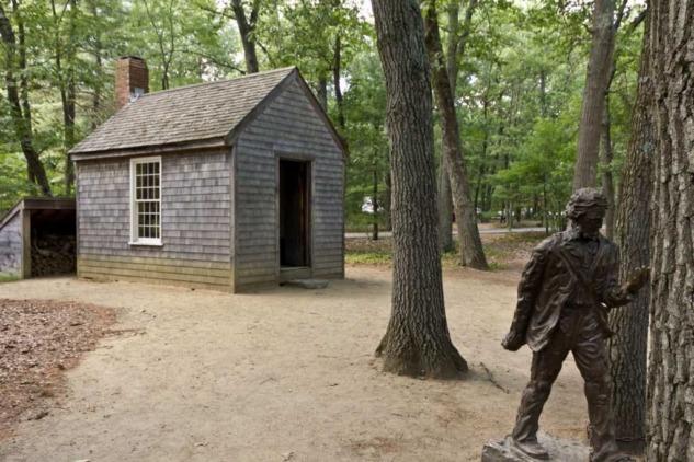 Thoreau'nun Kulübesi
