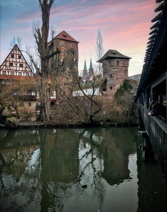 Pegnitz Nehri, Nürnberg