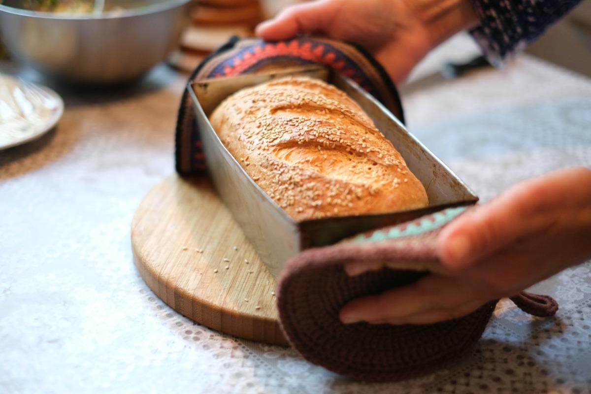 Ekmek Yapma Aşamaları