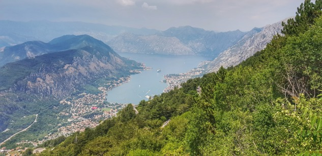 Lovcen National Park, Kotor