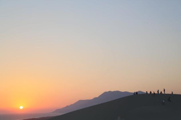 Patara, Kum Tepeleri