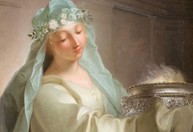 Vesta Bakireleri: Antik Roma'nın En Ayrıcalıklı Kadınları