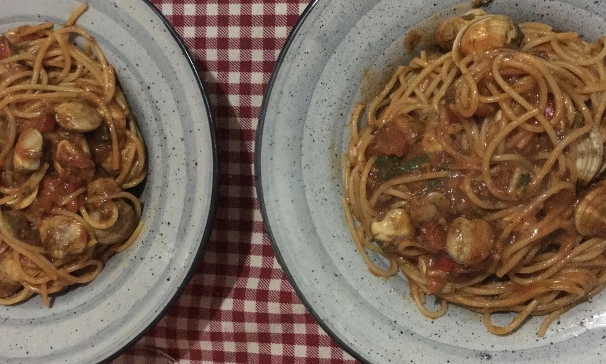 Vongole Spaghetti