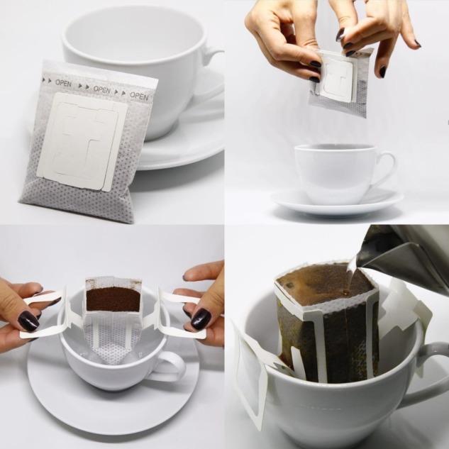 Drip Bag Filtre Kahve