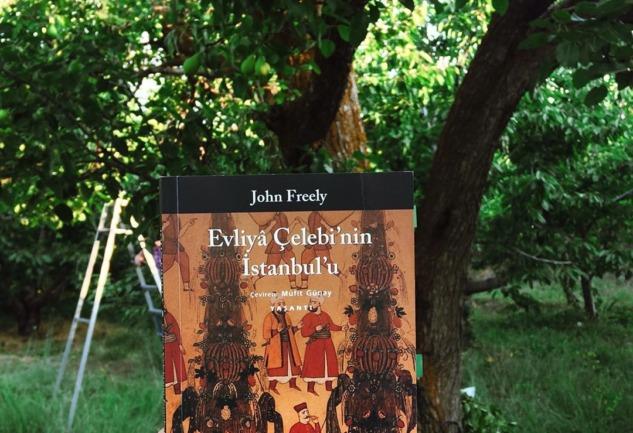 Evliya Çelebi'nin İstanbul'u: 17. Yüzyıl İstanbul'u ve Günümüz