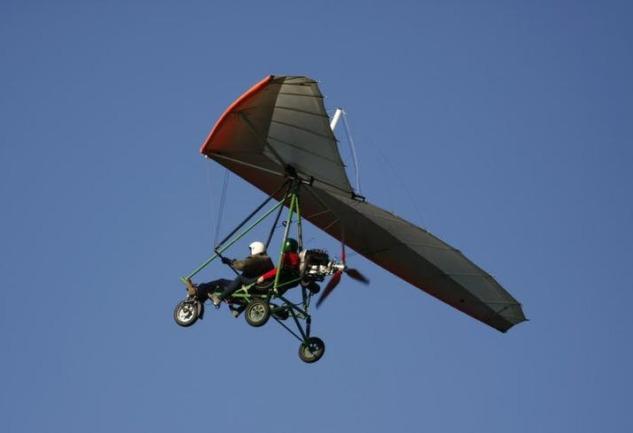Motorlu Yelken Kanat (Microlight Trike): Harika Bir Hava Aracı