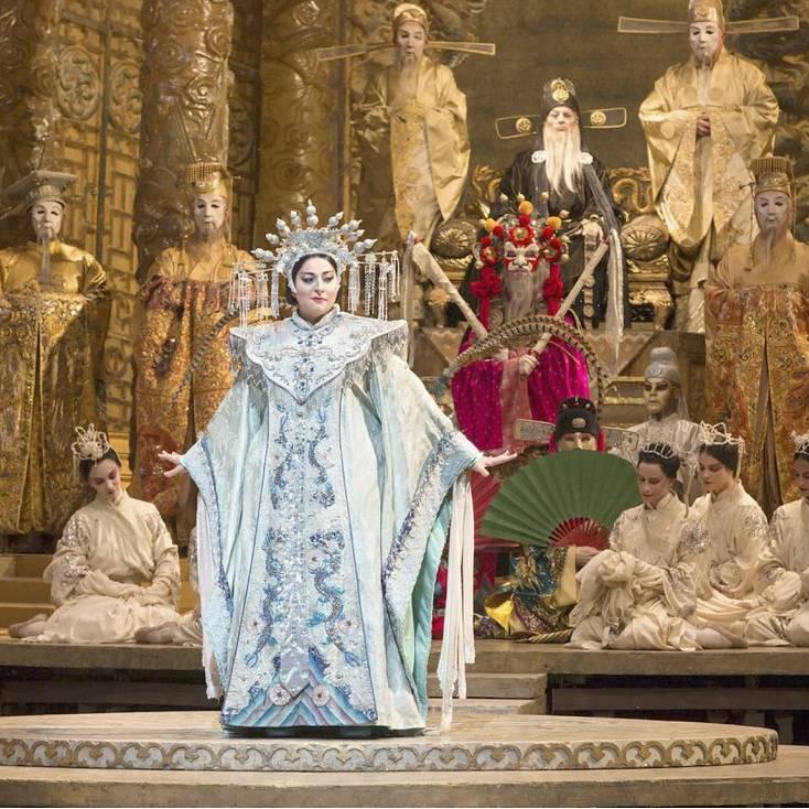 The Metropolitan Opera - Turandot